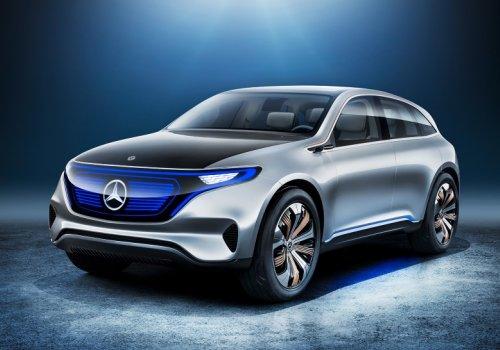 EQ - новый бренд от Mercedes