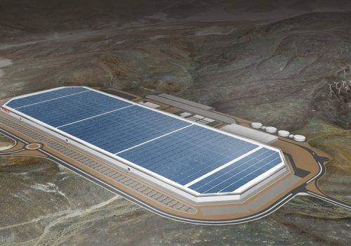 Компания Tesla объявила о постройке Gigafactory 2 в Европе