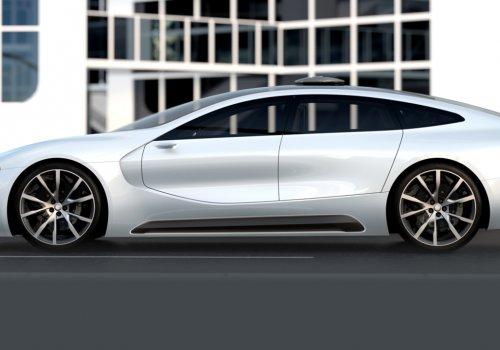Компания LeEco будет выпускать по 400 тысяч электромобилей в год