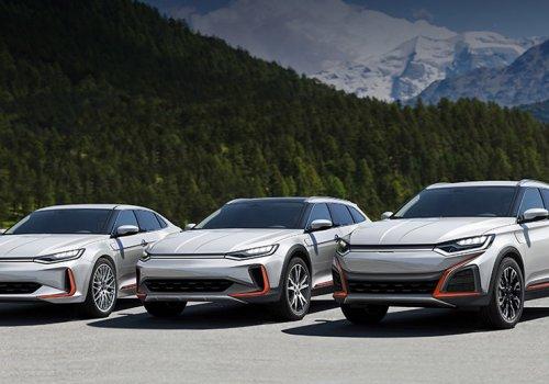 Китайская марка WM Motor выпустит восемь моделей электрокаров