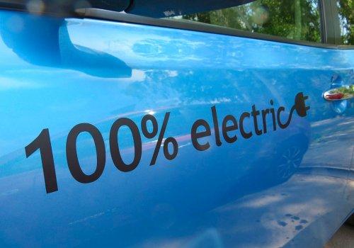 Заправки обязаны с 1 ноября 2016 года заряжать электромобили