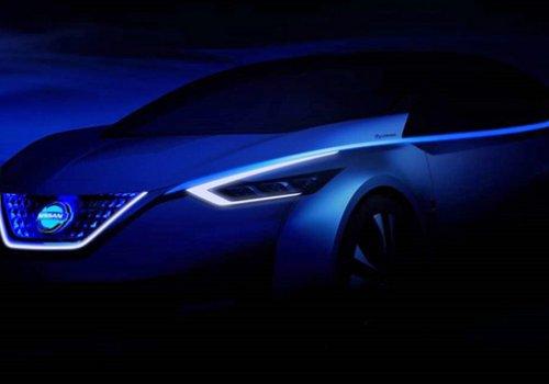 Концепт Nissan покажет будущее электромобилей марки
