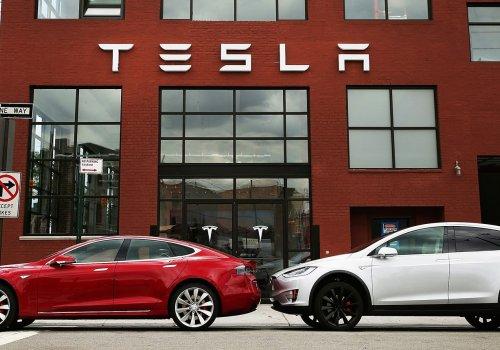 Tesla готовит к выпуску Model S с запасом хода в 613 км
